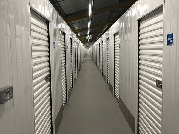 Units Roller Doors Cubic Storage